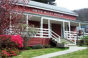 Chetco Valley Museum